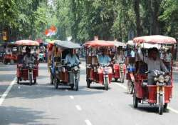 camps to be held to issue licences to e rickshaw drivers