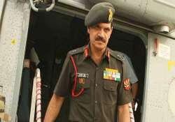 army chief reviews security situation in assam operation