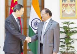 india china to maintain border peace for good ties