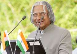 abdul kalam to interact with scientists tomorrow