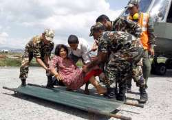 nepaldevastated indian army s operation maitri reaches