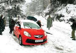 srinagar s hope for season s first snowfall vanishes