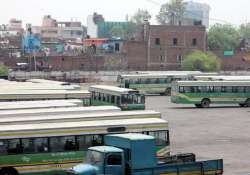 delhi government appeals to dtc employees to end strike