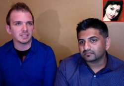 exclusive indo american gay couple says society is