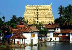 266 kg gold missing from sree padmanabhaswamy temple audit
