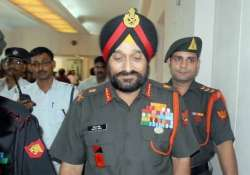 indian defence bases well protected says army chief