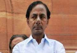 k chandrasekhar rao asks officials to work out plan to
