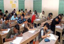 lakhs appear for medical engineering exam in andhra
