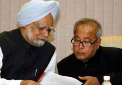 lokpal bill discussed informally at cabinet meet