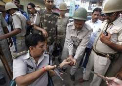 muzaffarnagar rioters used sickles sticks countrymade