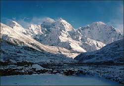 n india himalayas to be worst hit by climate change report