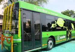 nagpur gets india s first ethanol run bus