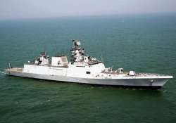 navy s second stealth frigate ins satpura commissioned