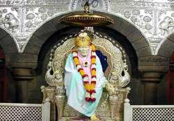 nearly 10 pc of donated gold vanishes from shirdi saibaba