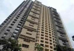 no government affidavit in high court on adarsh report