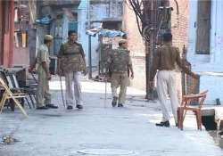 no curfew relaxation in bareilly today