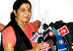 pm should first convince his own party men allies sushma