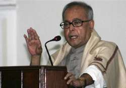 pranab praises rape victim for being strong courageous