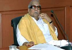 quitting upa has not ended eelam tamils problems karunanidhi