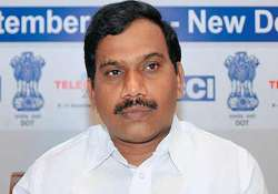 raja equated spectrum grant with ration distribution witness