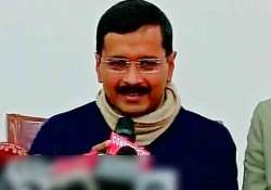 read what kejriwal said about registering fir against deora