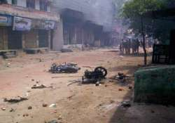 saharanpur clash situation still tense curfew relaxed for 3