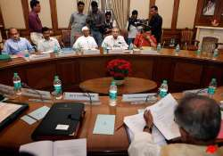 second meeting of lokpal bill drafting committee on monday