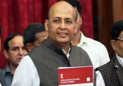 singhvi alleges organized gang behind sex cd