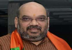 snoopgate commission not yet constituted says amit shah