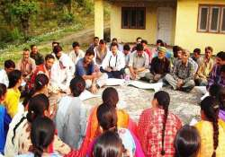 some changes likely in panchayat laws after panchayat polls