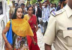 tv actress approaches hc for bail