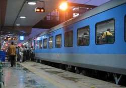 trial run of semi high speed delhi agra train on july 3