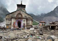uttarakhand stage set for resumption of prayers at