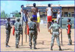 youth dies in stampede at army recruitment drive