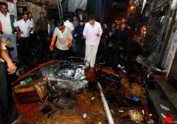 zaveri bazaar bore the full brunt of blast