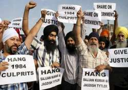 41 fakes detected in 1984 anti sikh riots death claims