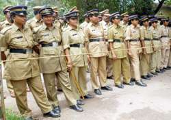 1434 women constables recruited by delhi police