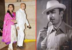 birthday special rare pictures of sushil kumar shinde and