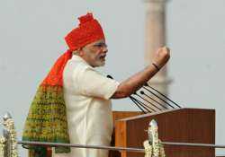 courageous of modi to talk of toilets from red fort