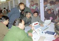 ec asks poll authorities to ready counting halls by tuesday