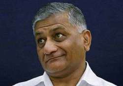 former army chief general vk singh threatens to drag home