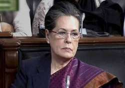 sonia gandhi pitches for passage of women s reservation bill