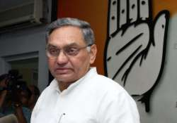 congress prefers status quo distances itself from janardan