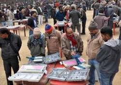 poll begins in 15 jharkhand seats in 4th phase