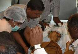 pansare critical but stable 5 detained