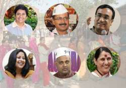 delhi polls 10 key constituencies to watch out for