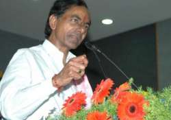 telangana cabinet s first expansion to happen tomorrow