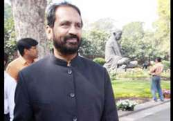 bjp demands kalmadi s resignation for cwg irregularities
