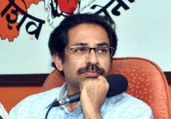 shiv sena was not born for power uddhav thackeray