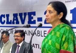 success at wto without any compromise nirmala sitharaman